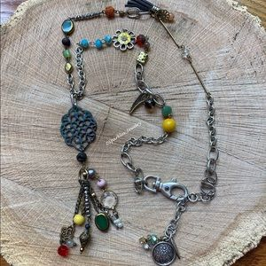 Plunder Felice Necklace -Vintage Inspired Elements